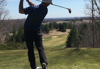 ゴルフで90台を目指