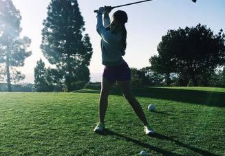 ゴルフスキルを上げる