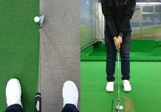 ゴルフはアドレスで全