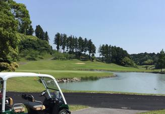 夏場のゴルフにもオス