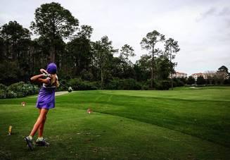 女性ゴルファーは必見