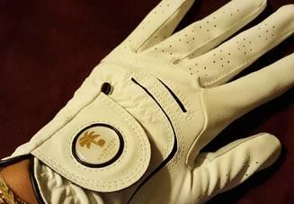 ゴルフの手袋を選ぶ時