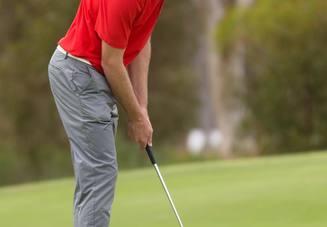 ゴルフは腰が命!?試