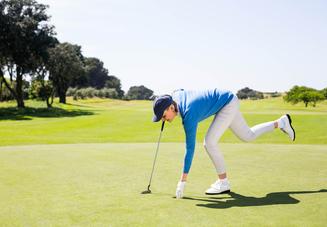 春のゴルフではどんな