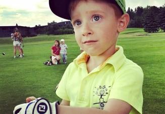 ゴルフで使用するグロ
