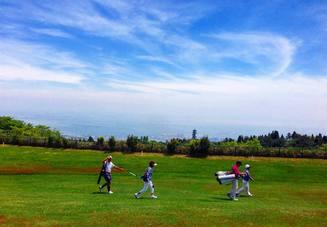 日本最古のゴルフ場、