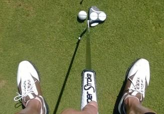 ゴルフのグリップはど
