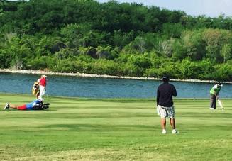 初めてで不安。ゴルフ