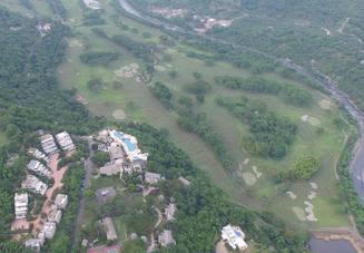 ゴルフ場開発は自然破