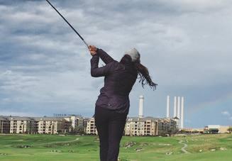ゴルフ初心者の平均ス