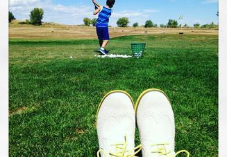 ゴルフ場を傷つけない
