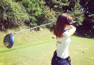 ゴルフ場で一番のおし
