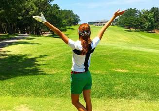 ゴルフ場ではマナーを