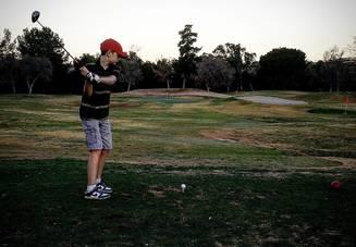 初心者ゴルファーは必