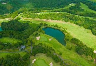 ゴルフと温泉!旅行感