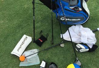忘れ物はない?ゴルフ