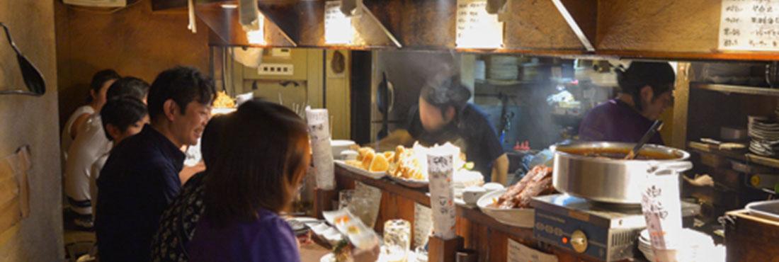 串焼串揚仙太
