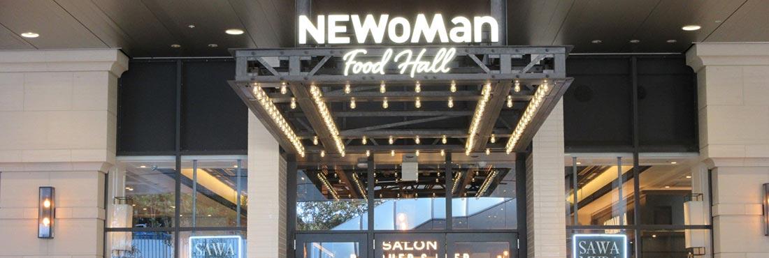 NEWoMan  FOOD HALL