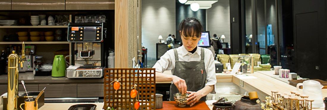 茶CAFE竹若