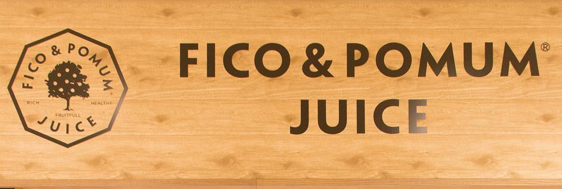 FICO & POMUM JUICE 丸ビル店