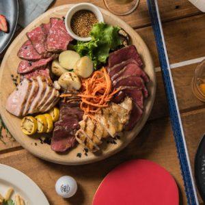 """食べて遊べる""""複合型卓球スペース""""が渋谷にオープン!魅力を先取りレポート"""