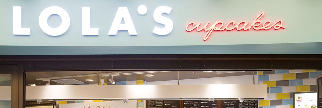 LOLA'S Cupcakes 六本木ヒルズ店