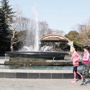 大人女子の新リフレッシュ!都会のオアシス〈日比谷公園〉を昼から夜まで大満喫する楽しみ方。