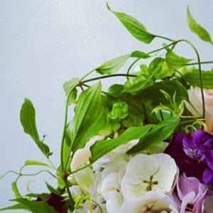 新緑に季節ぴったり。「紫陽花」のおすすめカラーとアレンジとは?