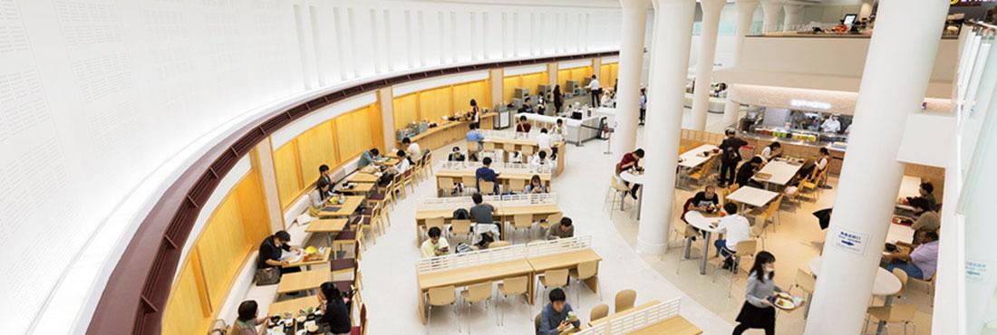 東京大学 中央食堂
