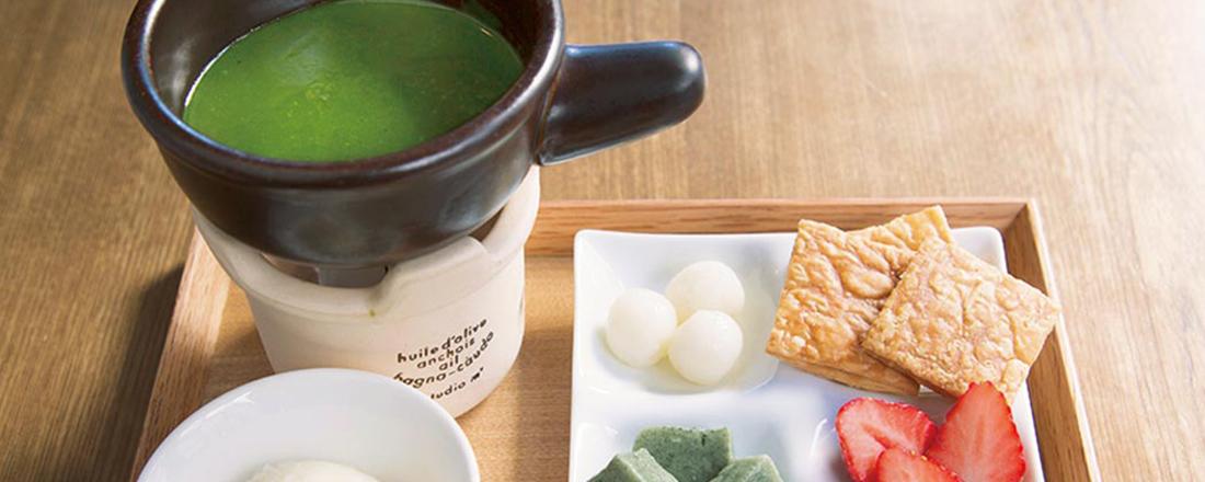 落ち着いた雰囲気が、大人デートにぴったり!牛込神楽坂のおすすめ和カフェはココ。