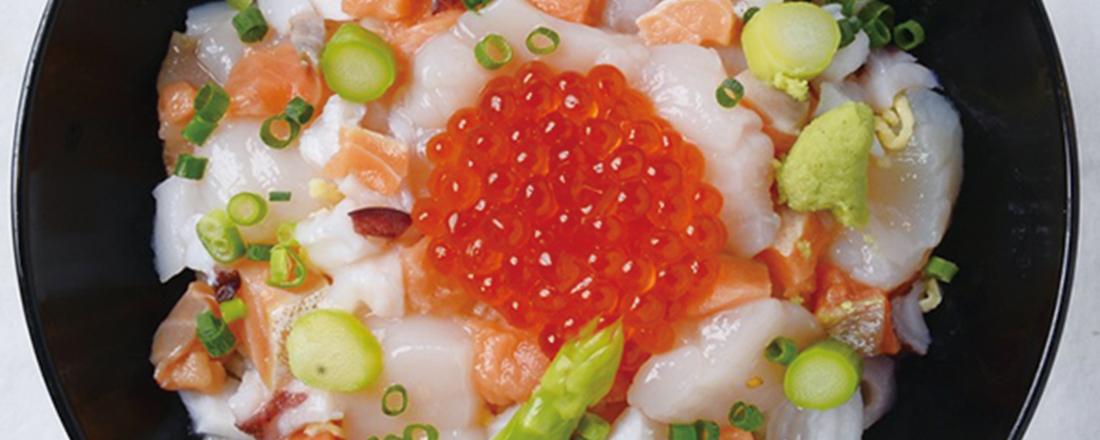 〈GINZA SIX〉はフードホールもすごい!海鮮好きにおすすめの〈銀座大食堂〉レストラン3軒