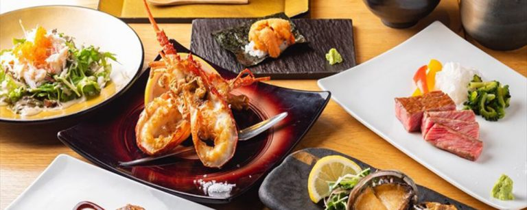 "〈GINZA SIX〉で話題のレストラン・カフェ・フードショップが、""銀座の秋""を華やかに演出!"