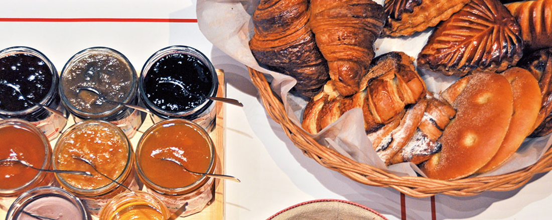 朝からバターの香りに包まれる幸せ。モーニングを食べにいきたい名店ベーカリー3軒