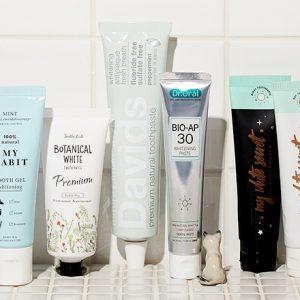 ホワイトニング効果に口臭予防…日々のセルフケアにおすすめの歯磨き粉8選