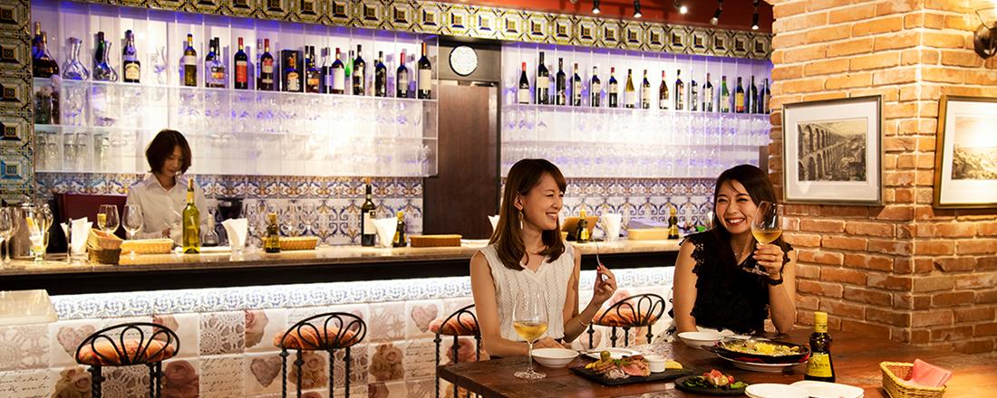 【銀座】飲んで食べて買って…スペインの食が楽しめるショップ・バル〈Gourmetería y Bodega〉とは?