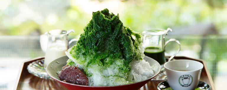 【京都】日本茶専門店が手掛けるこだわりの抹茶かき氷5選