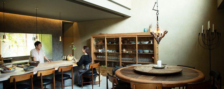 料理家・船越雅代さん、待望のアトリエ〈茶楼farmoon〉や愛用の京食材とは?