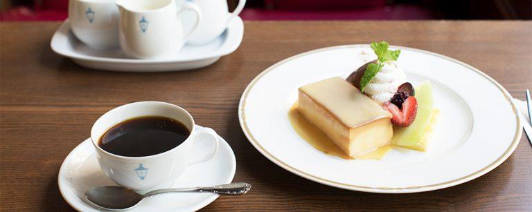 横浜でのカフェタイムはここ!レトロ空間と絶品スイーツが魅力のおすすめ純喫茶3軒