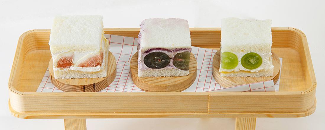 【京都】キュートなルックスも魅力!人気カフェのおすすめ「フルーツサンド」3選