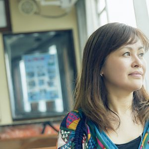 貝印香港支社代表・井村真美代さんの場合。