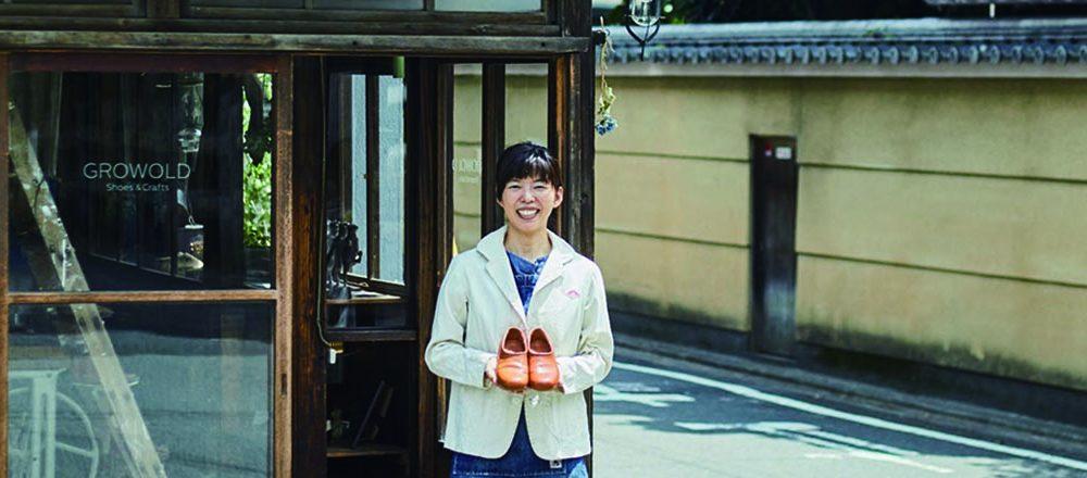 京都で半年待ちのオーダーメイド靴屋〈GROWOLD〉。靴職人としての生き方、こだわりとは?