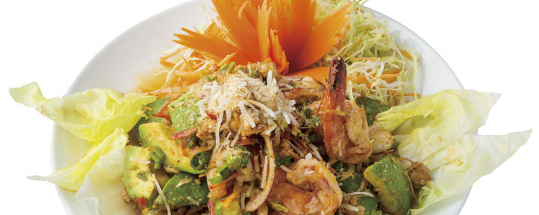 あなたはパクチー派?ピリッとHOTなスパイス派?【東京】本格派タイ料理店。