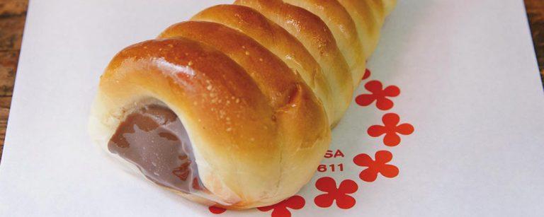 浅草・神楽坂の人気老舗ベーカリーとは?ずっしり重い名物クリームパンは必食。