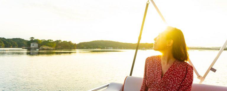 自然豊かな伊勢志摩へ1泊2日女子旅。ゆったり時間が流れる宿〈志摩観光ホテル〉-前編-