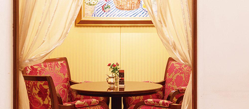 ゆっくりおしゃべりできる贅沢カフェ。【銀座】ラグジュアリーなおすすめカフェとは?