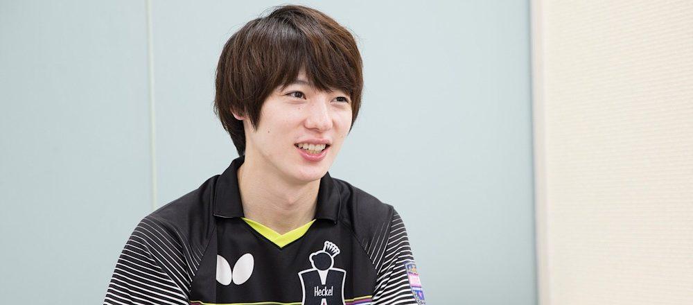 【卓球 松平健太選手】卓球日本代表の裏の顔は…盆栽を愛する植物男子!?