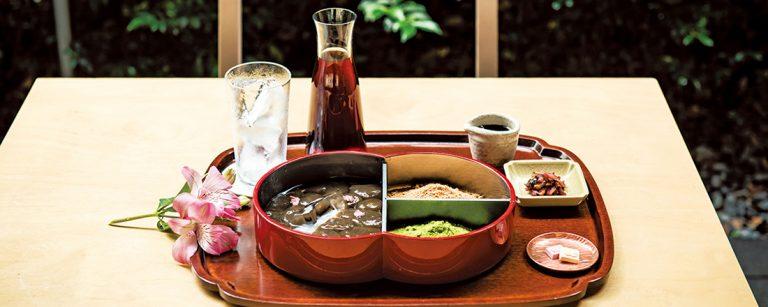 噂の和スイーツ・甘味が楽しめる!都内のおすすめ和スイーツカフェと絶品メニューは?