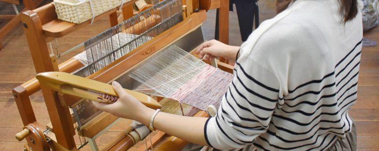 【前編】「島根&広島で行く、体験女子旅」。機織り体験や神楽鑑賞で、いつもの旅とひと味違った体験を。