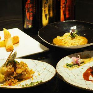 〈ウェスティンホテル東京〉の名店〈広東料理 龍天門〉が香港有名シェフと夢のコラボ!秋限定スペシャルディナーが登場。