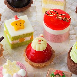 今年も〈銀座コージーコーナー〉のバラエティ豊かなクリスマスケーキが外せない!